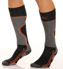 Point 6 1420 Ski Light Over the Calf Sock