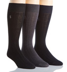 Merino Wool Dress Socks - 3 Pack Image
