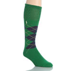 Five Diamond Argyle Cotton Sock Image