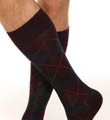 Argyle Cotton Socks - 2 Pack Image