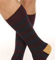 Rib Stripe Socks - 2 Pack Image