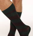 Polo Ralph Lauren Wide Diagonal Striped Socks - 2 Pack 8957PK