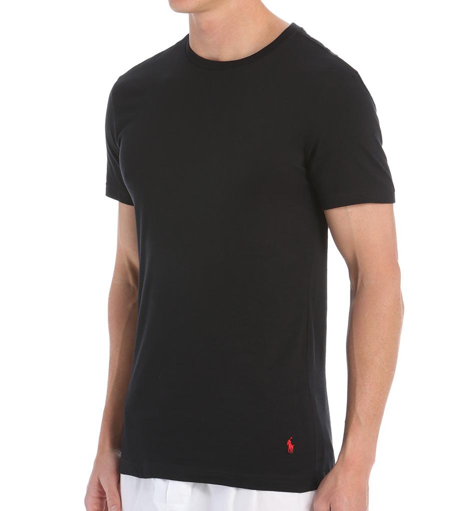 polo ralph lauren slim fit cotton crewneck t shirts 3. Black Bedroom Furniture Sets. Home Design Ideas