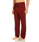 Flannel PJ Pants Image
