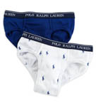 Polo Ralph Lauren Boys Classic Cotton Brief - 2-Pack RK04