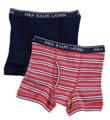 Boys Classic Cotton Boxer Brief - 2 Pack Image