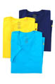Polo Ralph Lauren Classic Fit 100% Cotton V-Neck Shirts - 3 Pack RL66