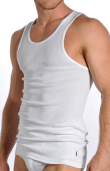 Polo Ralph Lauren Ribbed Tanks - 3 Pack RL67
