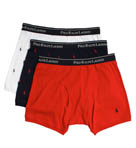Polo Print Boxer Briefs - 3 Pack Image