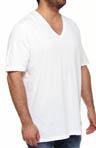 Polo Ralph Lauren Tall V-Neck T-Shirts - 2 Pack RY07