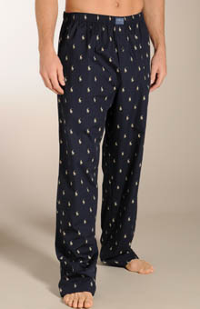 Polo Ralph Lauren Polo Player Print Pant - Big RY27