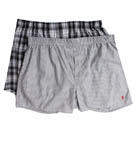 Big and Tall Boxers - 2 Pack Image