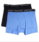 Polo Ralph Lauren Big and Tall Boxer Briefs 2 Inch Inseam- 2 Pack RY39