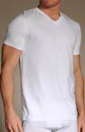 Basix V Neck T-Shirt Image