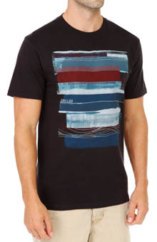 Quiksilver Cut Loose Organic Cotton T-Shirt 112LVTX9
