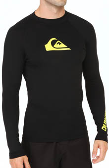 Quiksilver All Time LS Rash Guard AQYWR1