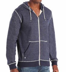 Quiksilver Major Zip Sweatshirt Hoodie EQYFT34