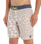 Norte Recycled 4-Way Stretch Boardshort Image