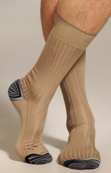 Robert Graham Ginger Sock R61091