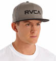 Twill Trucker Hat Image