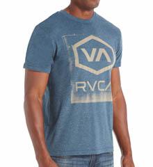RVCA Sixagon Tee M603704S