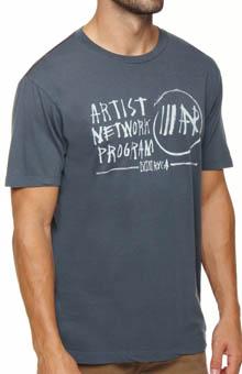 RVCA ANP Marker T-Shirt M604305A
