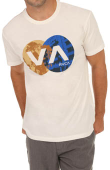 RVCA VA Circs T-Shirt M604406V