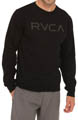 RVCA Big RVCA Crewneck Sweatshirt MF45400B