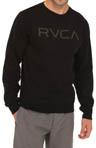 Big RVCA Crewneck Sweatshirt Image