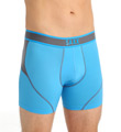 Kinetic Nylon Spandex Boxer Brief Image