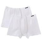 Cotton Stretch Shorts - 2 Pack Image