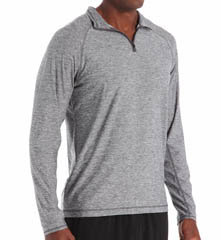 Soybu Continuum Dri-Force Half Zip Pullover SM7478