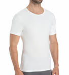 Cotton Compression Firm Control Crew Neck Image