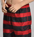 Boys Marina Easy Stripe Boardshort Image