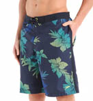 Ombre Floral E Board Watershort Image