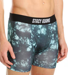 Stacy Adams Tye - Dye Boxer Briefs SA1807