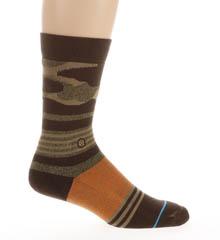 Stance Basilone Socks 320DBAS