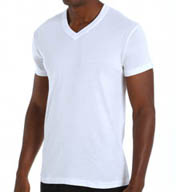 2xist Pima V-Neck T-Shirt 4101001