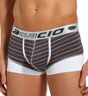 Agacio Sport Performance Two Tone Boxer Brief AG5752