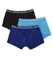 Boss Hugo Boss Cotton Stretch Boxer Trunk - 3 Pack 0236743