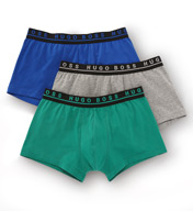 Boss Hugo Boss Cotton Stretch Fashion Boxer - 3 Pack 0271738