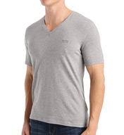 Boss Hugo Boss Cotton Stretch V-Neck Tee 0297290