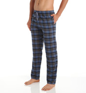 Buffalo David Bitton 100% Cotton Drawstring Flannel Pant BD30602
