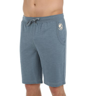 Buffalo David Bitton Subyarn Terry Drawstring Lounge Short BD40718