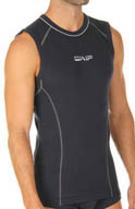 C-in2 Grip Sleeveless Strong Arm Tee 3317