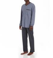 Calida Blueberry Fields Pajama Set 42818