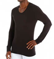 Calvin Klein THRML Long Sleeve U-Neck Shirt M9677