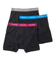 Calvin Klein Cotton Classic Boxer Brief - 3 Pack NU3019