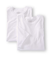 Calvin Klein Big Man 100% Cotton Crew- 2 Pack NU8580