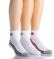 Champion Men's Ankle Training Socks- 3 Pack CH202